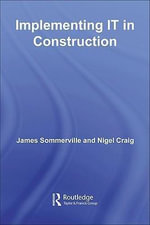 Implementing It in Construction - James Sommerville