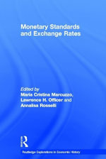 Monetary Standards and Exchange Rates
