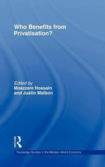 Who benefits from Privatisation?