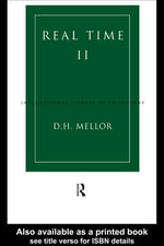 Real Time II - D. H. Mellor