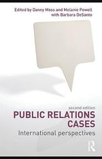 Public Relations Cases : International Perspectives