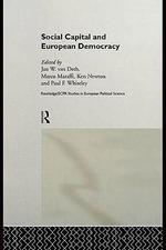 Social Capital and European Democracy - Marco Maraffi