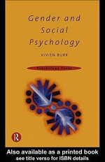 Gender and Social Psychology - Vivien Burr