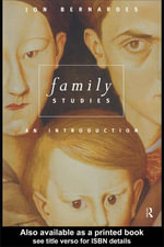 Family Studies : An Introduction - Jon Bernardes
