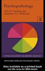 Psychopathology - John D. Stirling