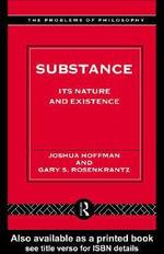 Substance - Joshua Hoffman