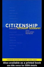 Citizenship Through Secondary Geography - David Lambert