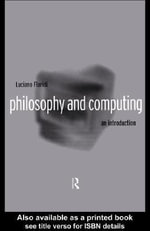 Philosophy and Computing - Luciano Floridi