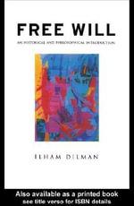 Free Will - Ilham Dilman