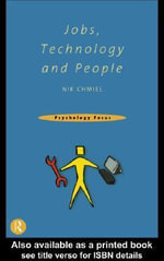 Jobs, Technology and People - Nik Chmiel