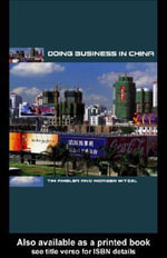 Doing Business in China - Tim Ambler