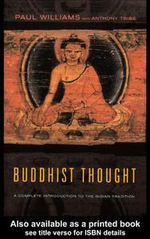 Buddhist Thought : A Complete Introduction to the Indian Tradition - Paul Williams