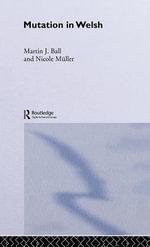 Mutation in Welsh - Martin J. Ball