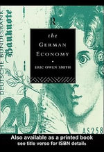 The German Economy - &. Francis Taylor &. Francis