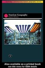 Tourism Geography : Stephen Williams - Wynn Williams