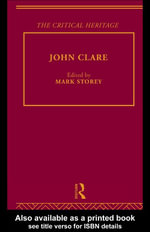 John Clare : The Critical Heritage