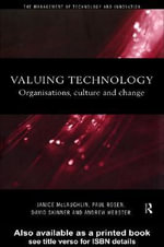 Valuing Technology - David Skinner