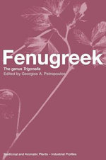 Fenugreek : The Genus Trigonella