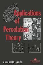 Applications of Percolation Theory - M. Sahini