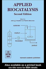 Applied Biocatalysis : From Product Request to Idea to Product - L. Boross