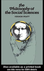 Philosophy and the Social Sciences - V. Pratt