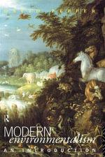 Modern Environmentalism : An Introduction - David Pepper