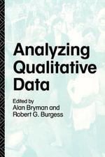 Analyzing Qualitative Data : Curricular, Compensatory, Cognitive