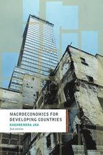Macroeconomics for Developing Countries - Raghbendra Jha