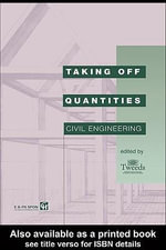 Taking Off Quantities : Civil Engineering - Bryan Spain