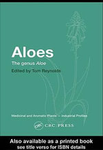 Aloes : The Genus Aloe - Tom Reynolds