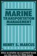 Marine Transportation Management - Henry S. Marcus