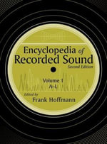 Encyclopedia of Recorded Sound : A-L