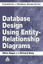Database Design Using Entity-Relationship Diagrams - Sikha Bagui