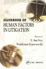 Handbook of Human Factors in Litigation