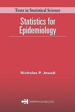 Statistics for Epidemiology - Nicholas P. Jewell