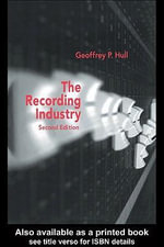 The Recording Industry - William Rasch