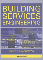 Building Services Engineering - David Chadderton