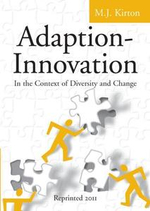 Adaption-Innovation : In the Context of Diversity and Change - M.J. Kirton