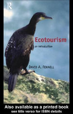 Ecotourism - David A. Fennell