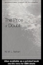 The Price of Doubt - Nathan Nicholas