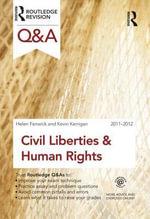 Q&A Civil Liberties & Human Rights 2011-2012 : 2011-2012 - Helen Fenwick