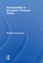 Sustainability in European Transport Policy - Matthew James Humphreys