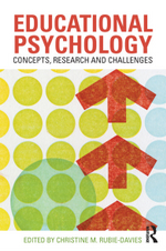Educational Psychology : Concepts, Research and Challenges