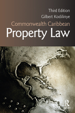 Commonwealth Caribbean Property Law - Gilbert Kodilinye