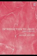 Introduction to Logic - Harry J., S.J. Gensler