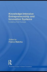 Knowledge Intensive Entrepreneurship and Innovation Systems : Evidence from Europe