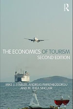 The Economics of Tourism - M. Thea Sinclair