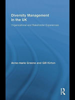 Diversity Management in the UK - Anne-Marie Greene