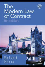 The Modern Law of Contract : Eighth Edition - Richard Stone
