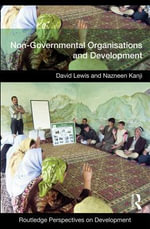 Non-Governmental Organizations and Development - David Lewis